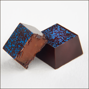 Award Winning Salted Caramels - Handmade Chocolates by Lucy Armstrong
