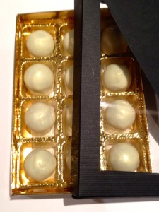 Pearl chocs