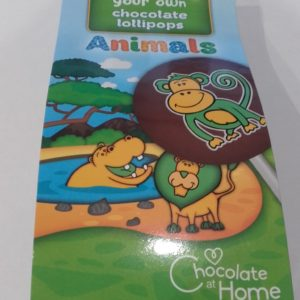 animal chocolate