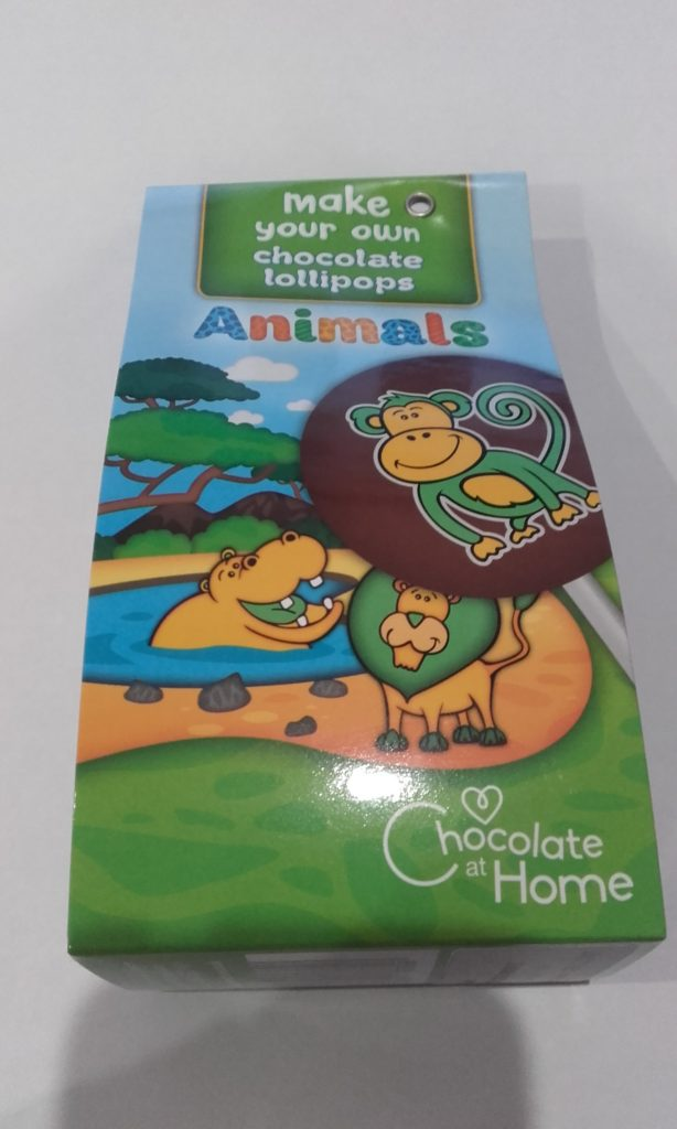 animal chocolate