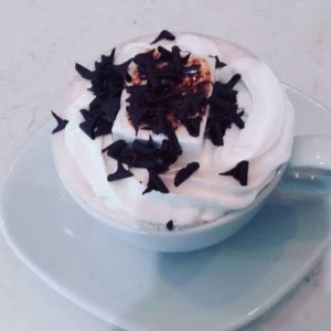 speciality hot chocolate